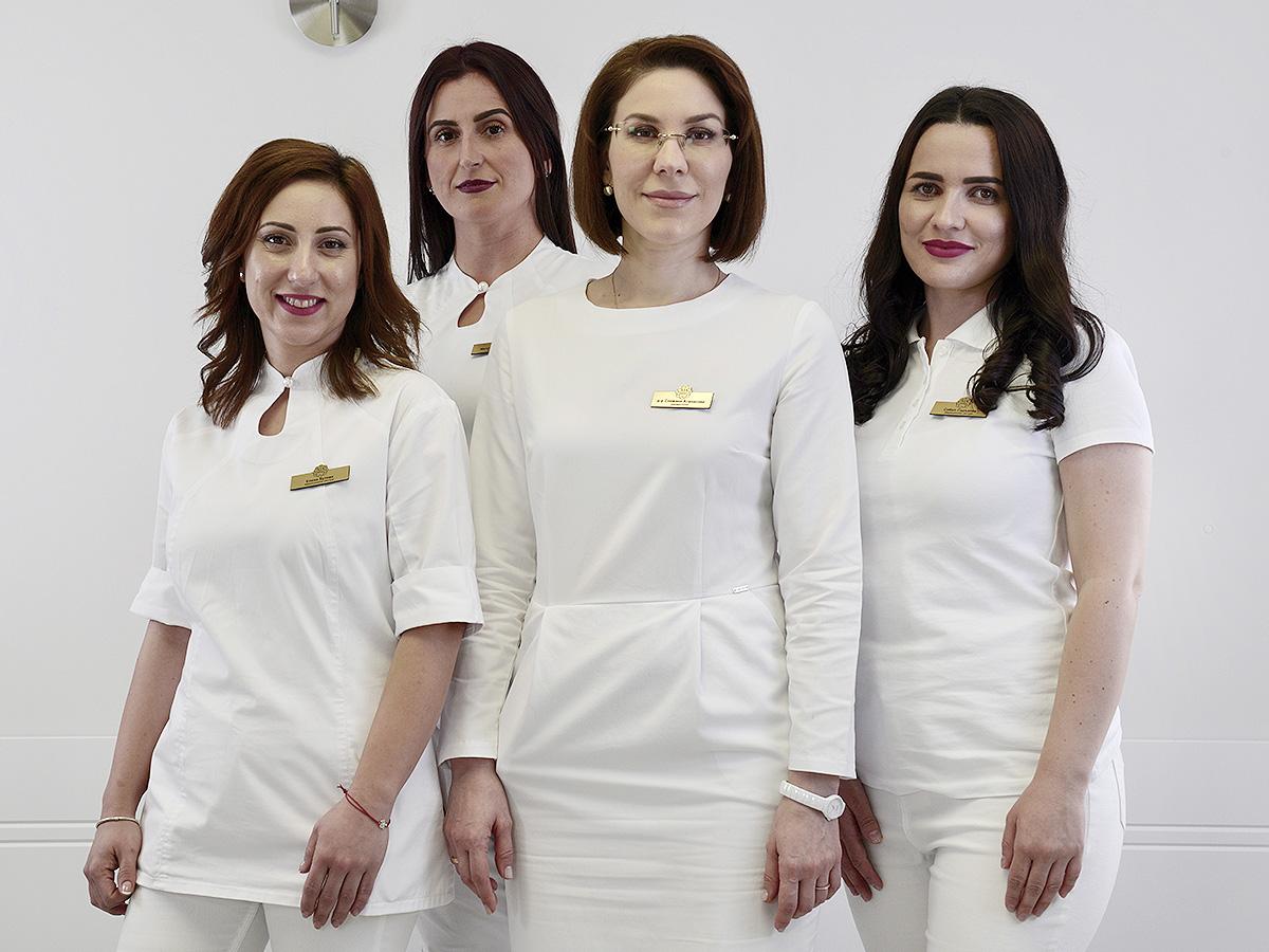 Снимка на екипа на дерматологичен център АТА-Дерма, гр. Пловдив