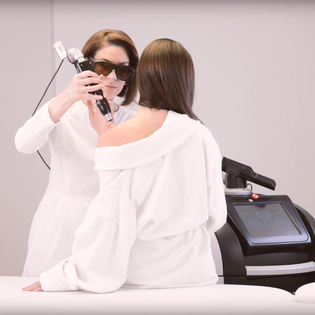PicoSure - Първият по рода си пикосекунден лазер за естетични нужди (снимка)
