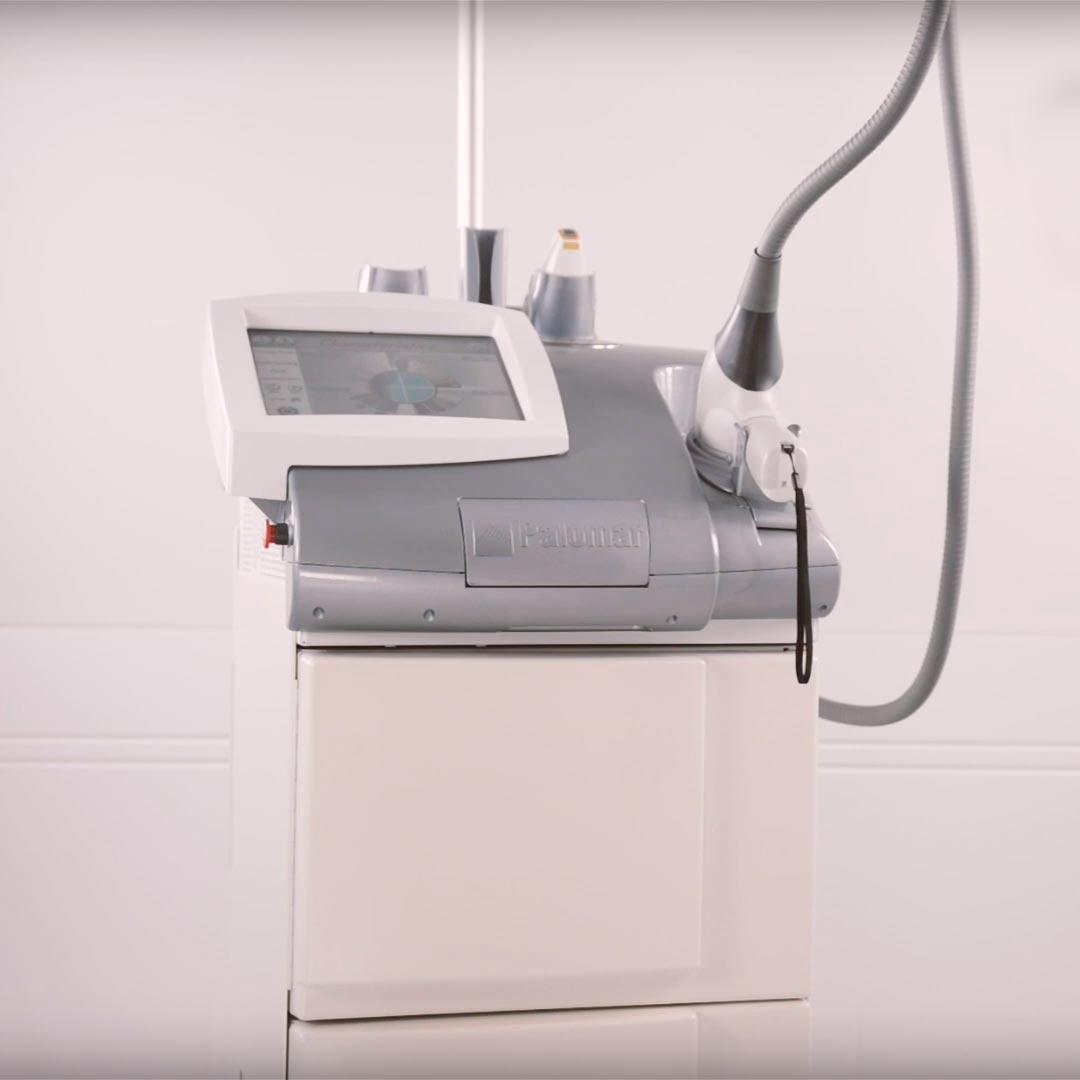 Vectus - лазер за бърза, равномерна и перманентна епилация (снимка)